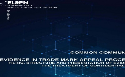 Common Communication CP12 Evidence in Trade Mark Appeal Proceedings photo